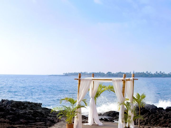 Tmx 1390332346751 Sunset Cove Stage And Canop Kailua Kona, HI wedding venue