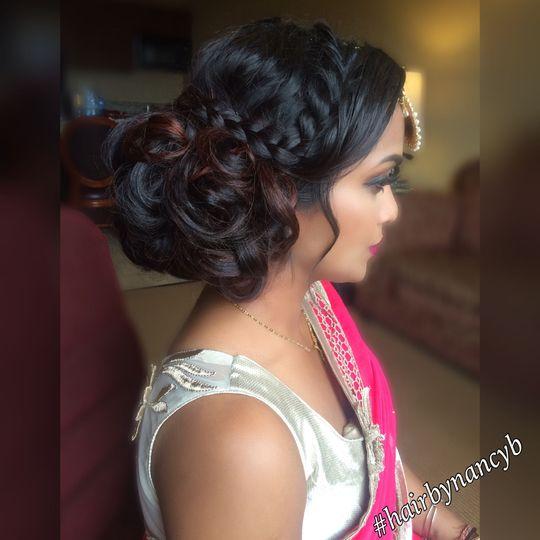 Wedding Hair By Nancy @ Shear Vault