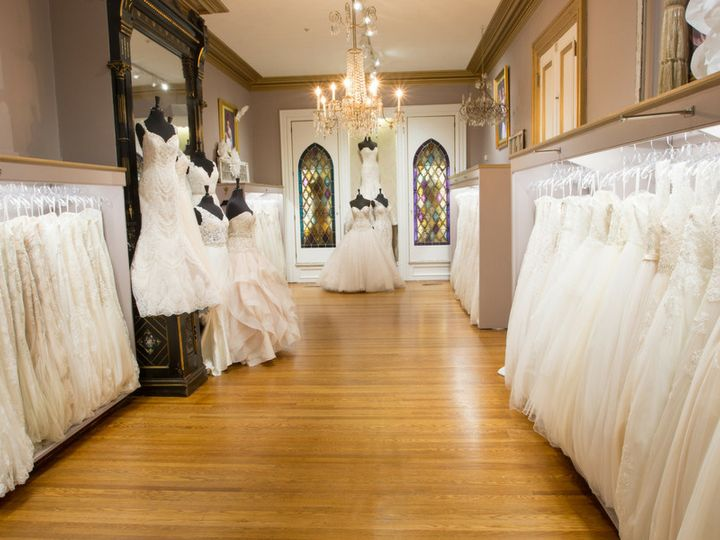 Tmx 1510781319529 Frontbridalroom York, PA wedding dress