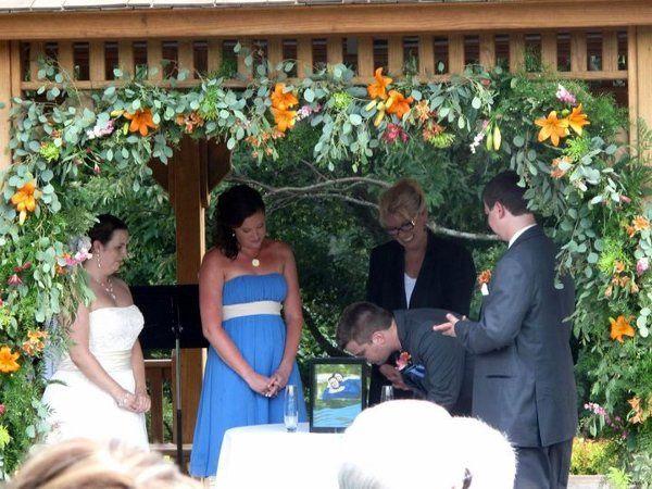 Tmx 1328025587458 Ceremony Dubuque wedding florist