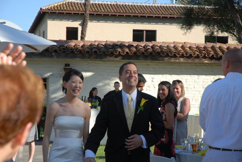 Wedding ceremonies that rock