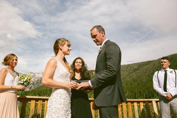 Colorado Mountain Elopement