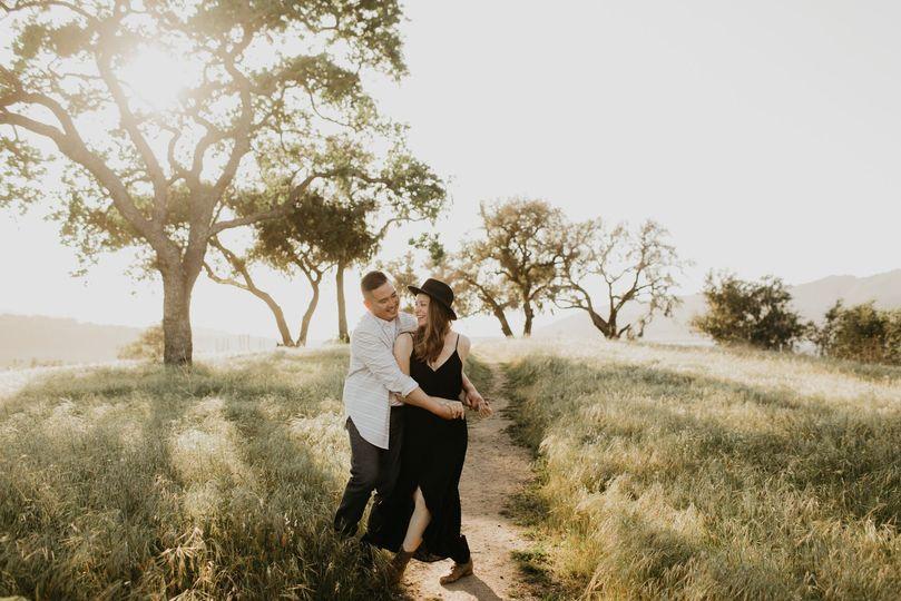 The happy couple - Kadi Tobin Photography