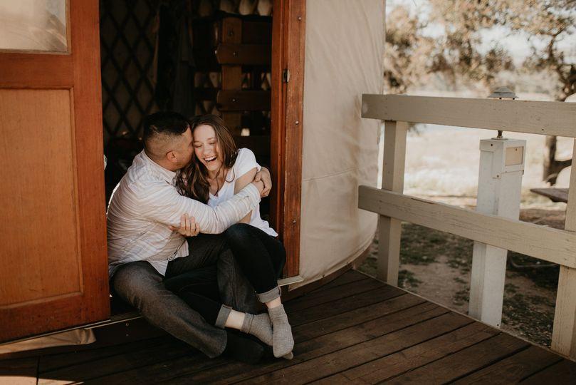 Couple in love - Kadi Tobin Photography