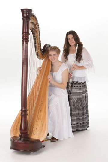 Willowbrook Music, harp and flute, perform elegant music for gorgeous ambience at your event.