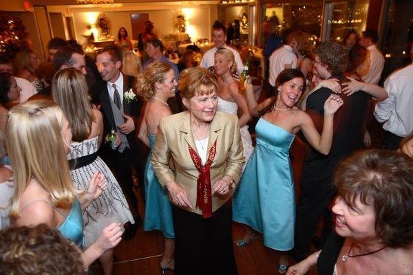 t brown dancing