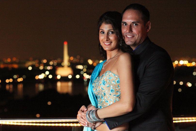 dastur bride and groom on deck 1