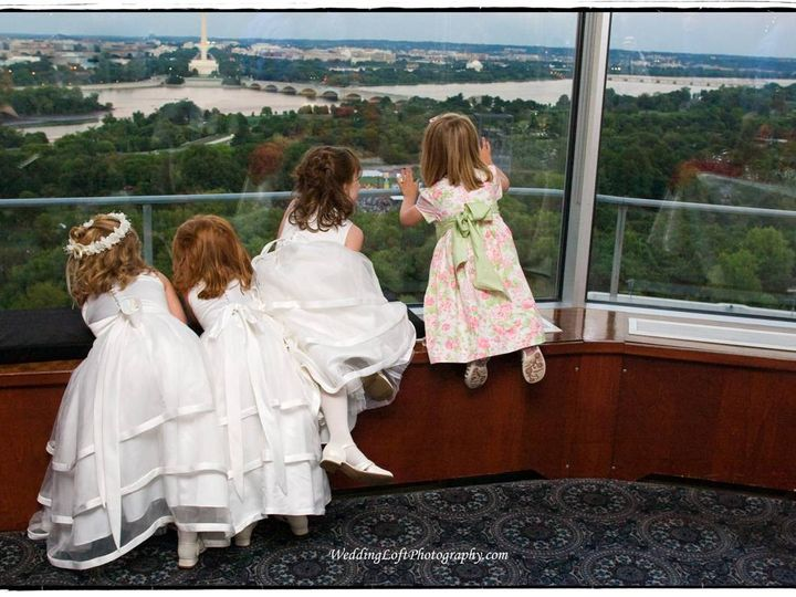 Tmx 1453237516713 Children At Window Ledge Arlington, VA wedding venue