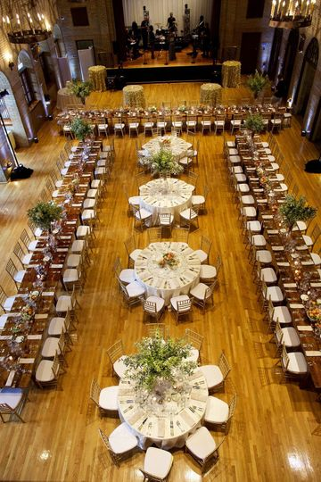 Saint Francis Hall, Washington DC - wedding reception