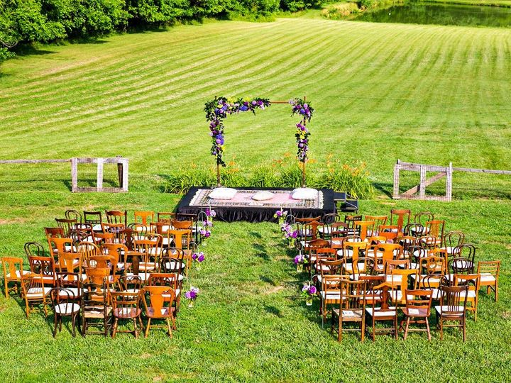 Tmx 1483736857088 Barns At Hamilton Station Outdoor Interfaith Weddi Falls Church, District Of Columbia wedding planner