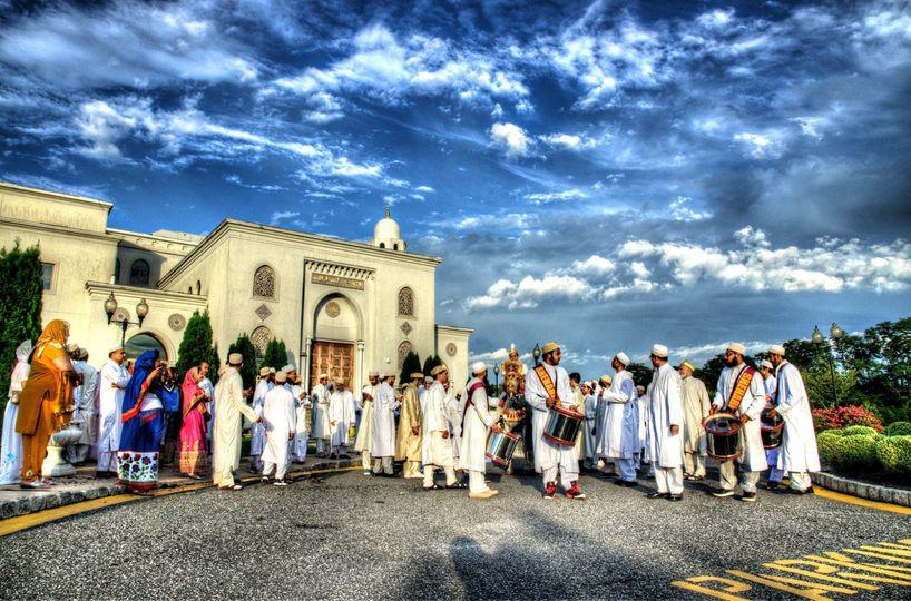 masjid us zainy muslim new jersey wedding hdri njo
