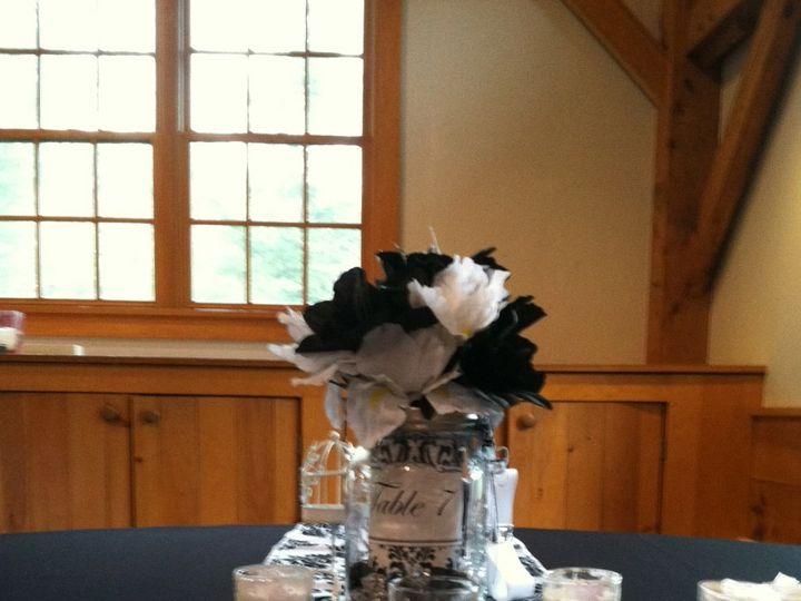 Tmx 1418082755424 Jenn  Greg Centerpiece Salem, NH wedding planner