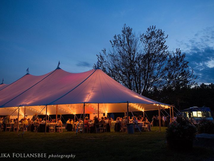 Tmx 1448059226431 Nh Outdoor Tented Backyard Wedding 13 Salem, NH wedding planner