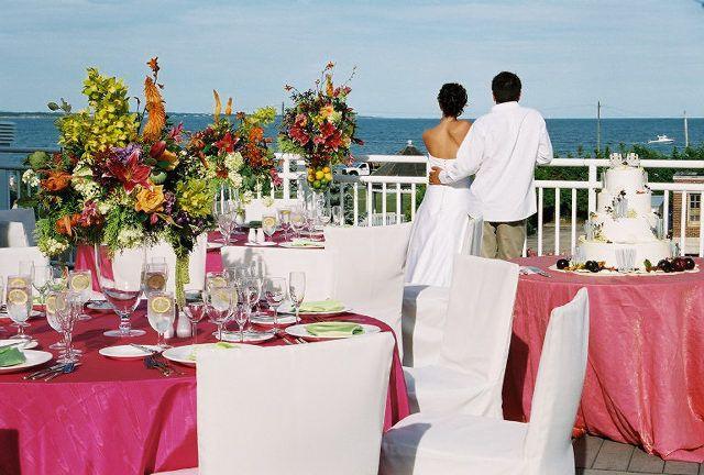 Tmx 1451785766958 Great Deck Picture Bride And Groom Narragansett, Rhode Island wedding venue