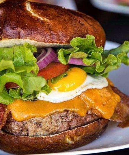 The orginal kuma burger