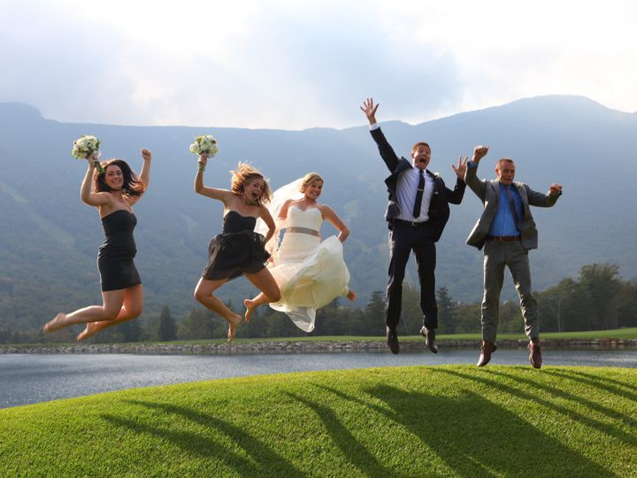 Tmx 1419009631073 Jumping Wedding Party Stowe wedding venue