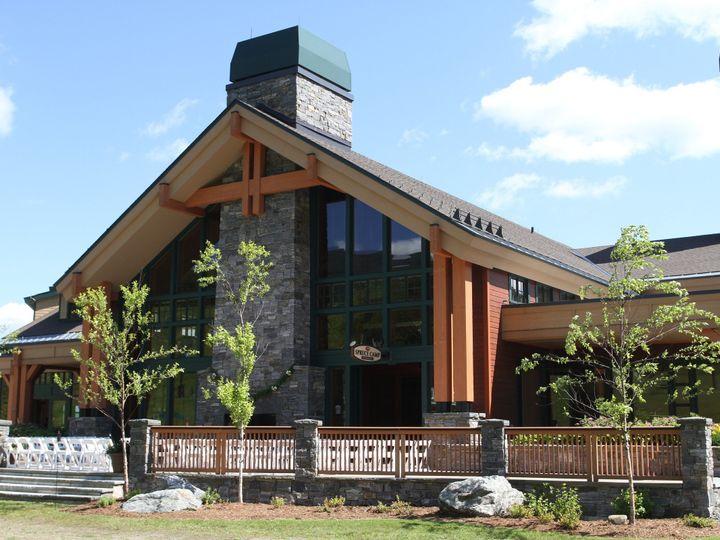 Tmx 1419009775324 Spruce Camp Ceremony Stowe wedding venue