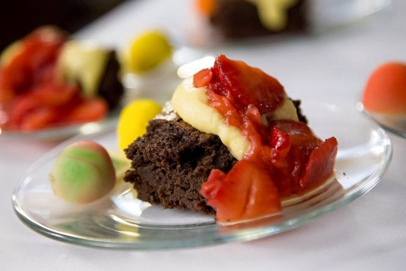 Sample dessert