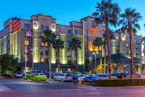 Hampton Inn Tropicana Event Center