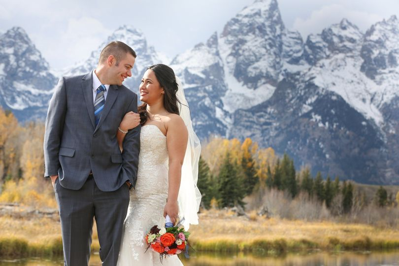 Elopement grand tetons