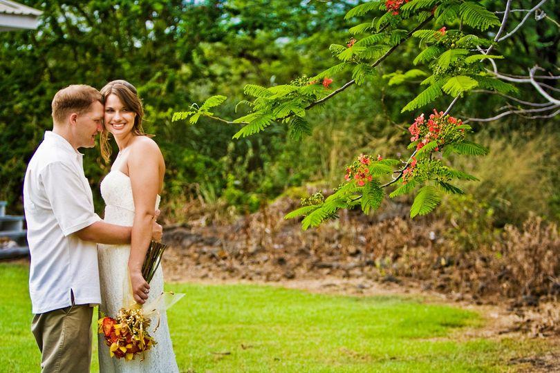Elopement Hawaii Wedding