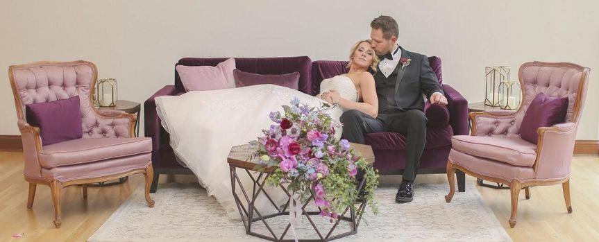 Purple Wedding The Center