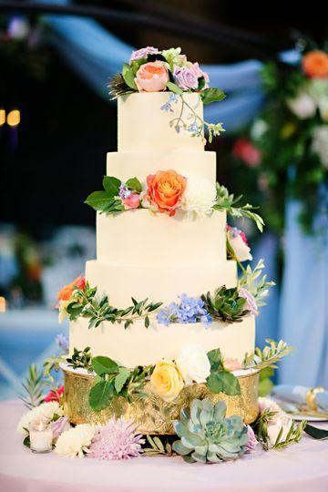 Custom Buttercream Cake