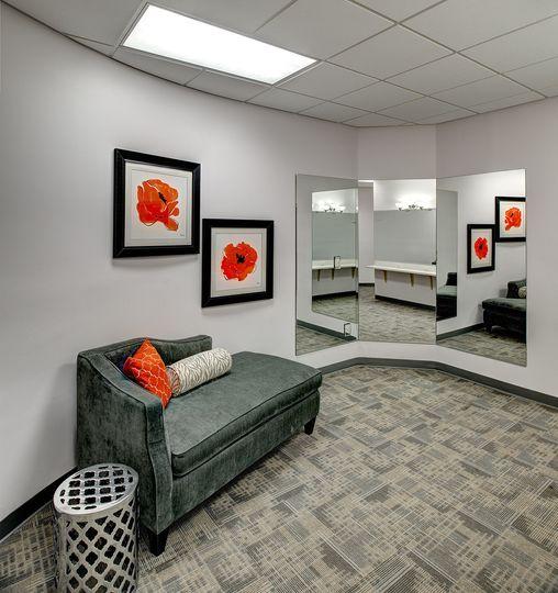 Gateway Conference Center Bridal Suite