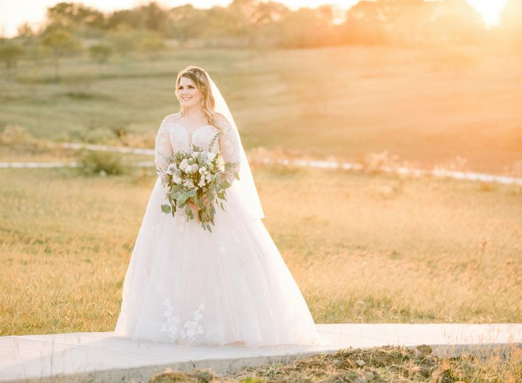 Blue Hills Ranch bridal sessio