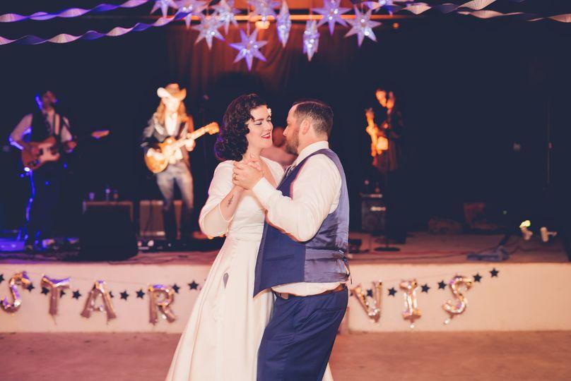 Wedding at Graceland Oaks
