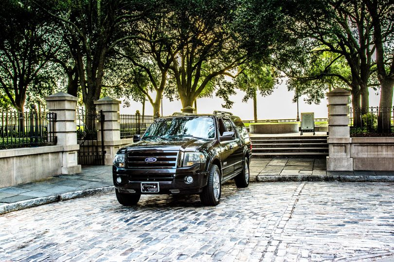 Ford Expedition Max SUV
