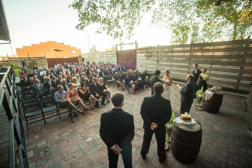 Feasts Of Fancy Loft Space Amp Urban Courtyard Venue