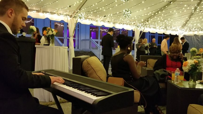 Blake Eason Piano