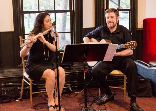 Flute & Guitar Jazz Duo