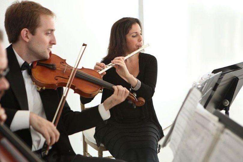 Strings & Flute