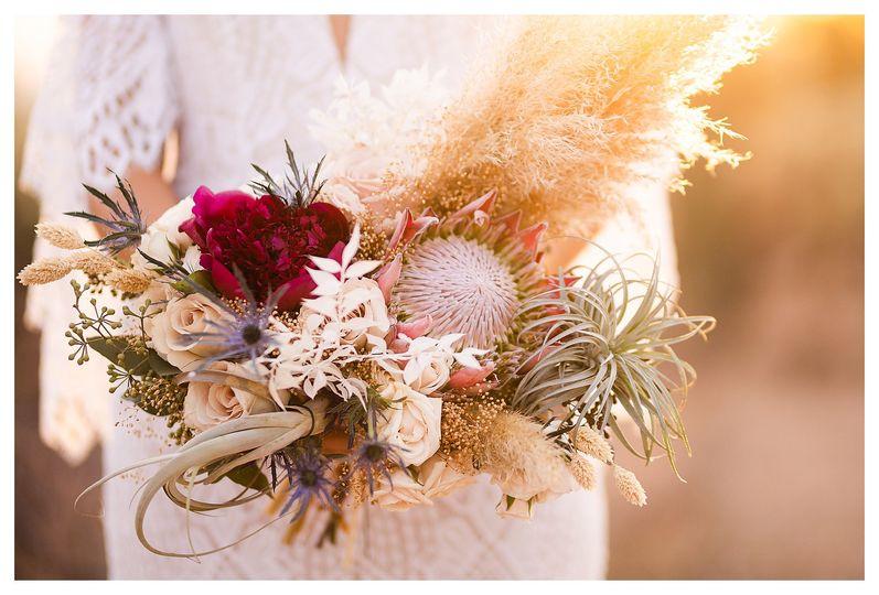 Floral bouquet by Bloom Maven