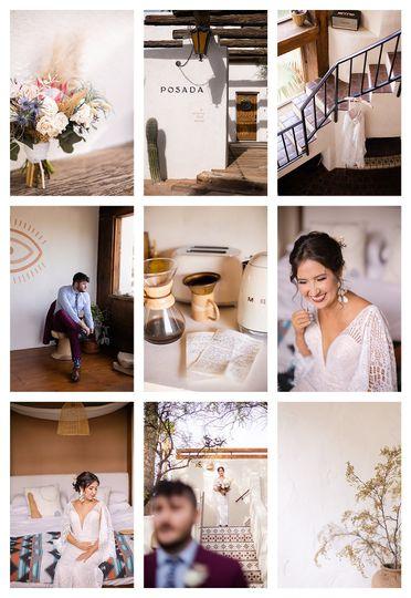 The Joshua Tree House Wedding