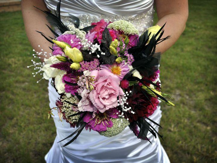 Tmx 1384133295909 Lc Bridal Bouque Greencastle wedding florist