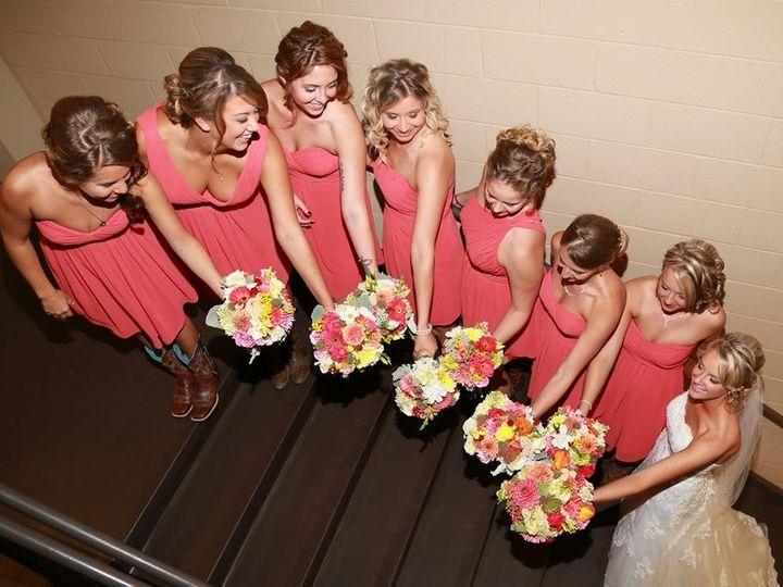 Tmx 1420939093563 Bridesmaids   Copy Greencastle wedding florist