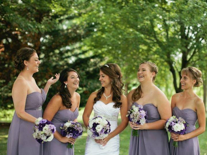 Tmx 1420939108552 Danae And Party Greencastle wedding florist