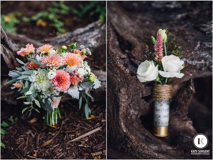 Tmx 1481059328258 Bouquet And Bout Shotgun Copy Greencastle wedding florist