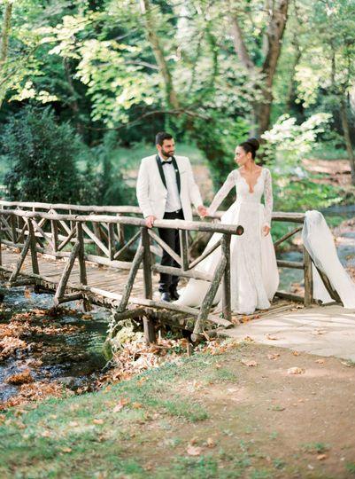Luxury River Wedding