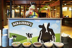 Ben & Jerry's Ice Cream Catering