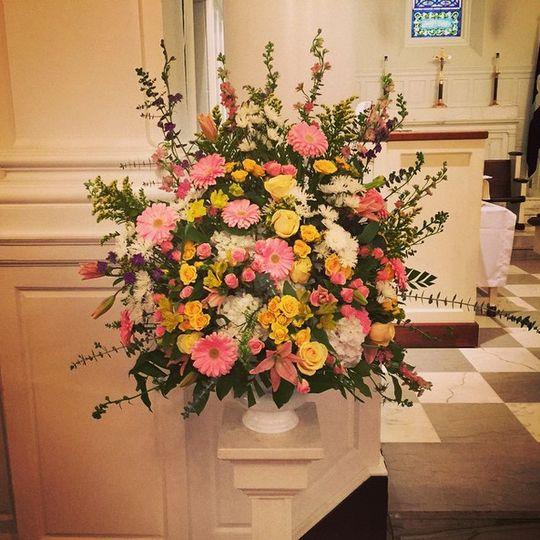 Bloom Fresh Flowers Flowers Alexandria Va Weddingwire