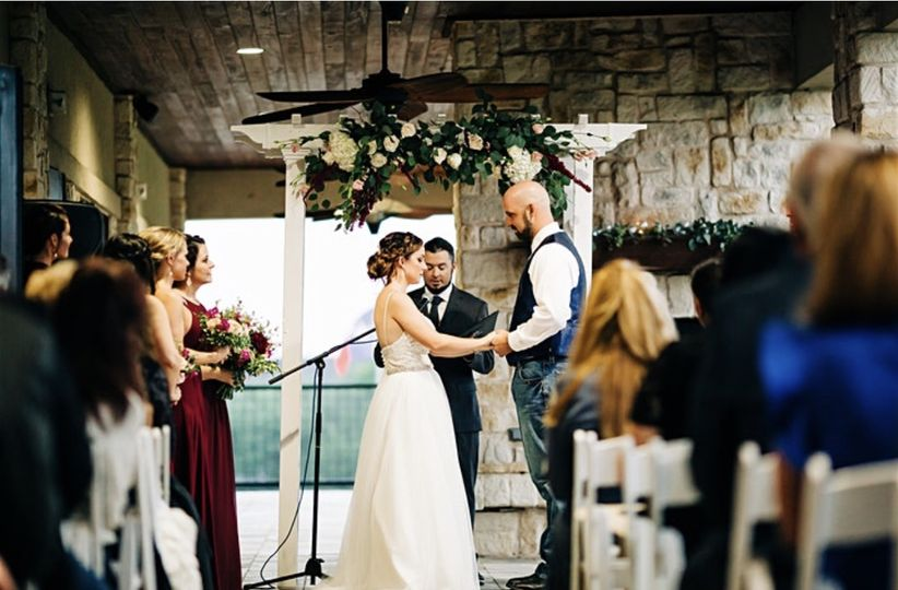 Veranda Ceremony