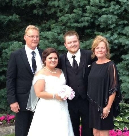 Tmx 1489885393921 Nicholas And Brittney Wedding Photo 3 Ray, Michigan wedding officiant