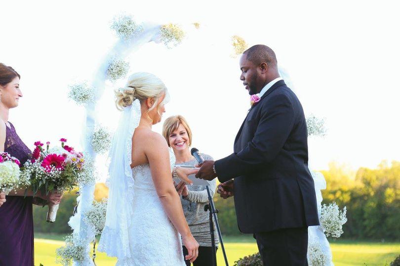 Ward-Robinson wedding