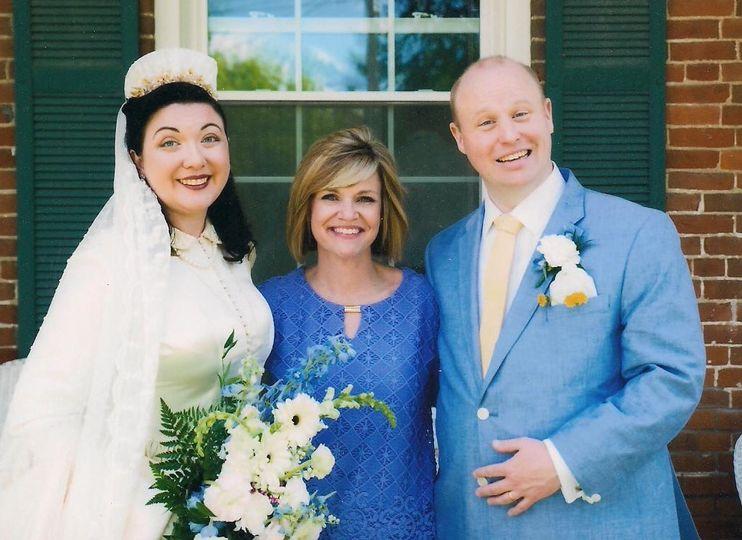 Piniero-Grady wedding