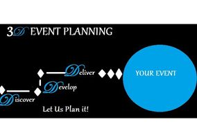 3D Event Planning