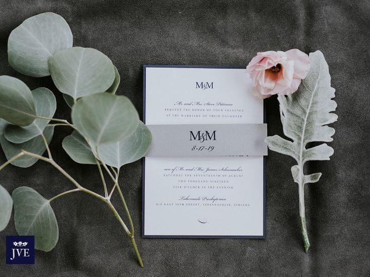 Tmx 2019 10 23 11 52 53 Molly Matt 51 577274 1572640928 Carmel, IN wedding invitation